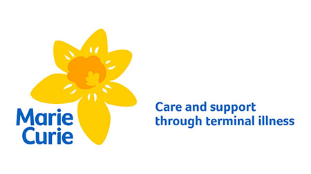 Raising funds to help Marie Curie to provide nursing care to terminally ill people in the local area.